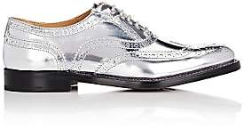 Church's Women's Burwood Oxfords - Silver