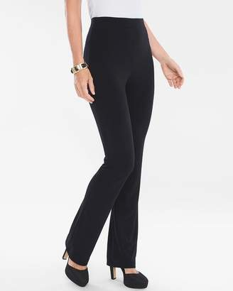 Travelers Collection Bootcut Trousers