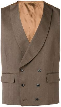 Gabriele Pasini double breasted waistcoat