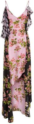 Natasha Zinko Floral Slip Dress
