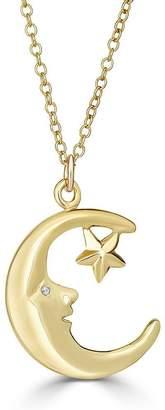 Bohemia My Jewelry Gold Plated Luna Necklace