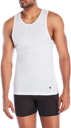 Lucky Brand 3-Pack Ribbed Tanks