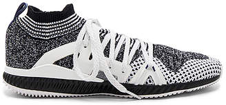 adidas by Stella McCartney Crazymove Bounce Sneaker in Black & White $170 thestylecure.com