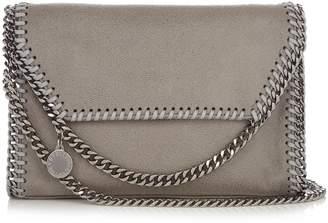 Stella McCartney Falabella mini faux-suede cross-body bag
