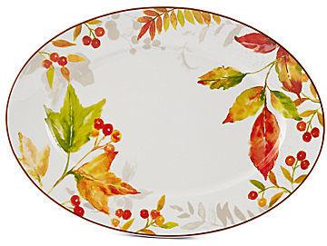 JCPenney Home Walden Grove Oval Serving Platter
