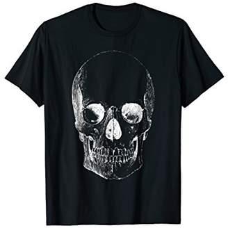 Skull T-Shirt Human Anatomy Science Design