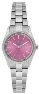 Furla Eva Stainless Steel Bracelet Watch