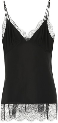 KHAITE The Carrie cotton camisole