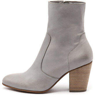 Django & Juliette New Hester Grey Womens Shoes Casual Boots Ankle