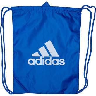 adidas Mens Tiro Gym Bag Blue/White
