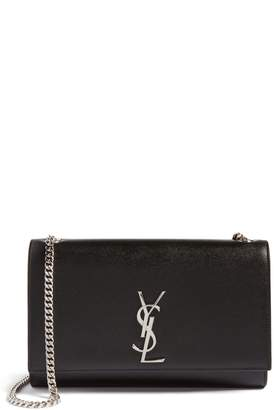 Saint Laurent Medium Kate Calfskin Leather Shoulder Bag