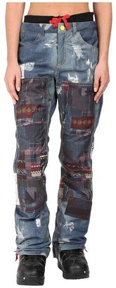Burton L.A.M.B. x Burton Buju Cargo Pants $199.95 thestylecure.com