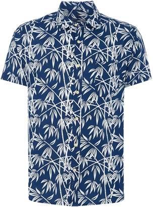 Howick Men's Rainforest Print Short Sleeve Shirt