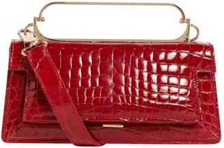 Analeena Mini Crocodile Majestic Shoulder Bag