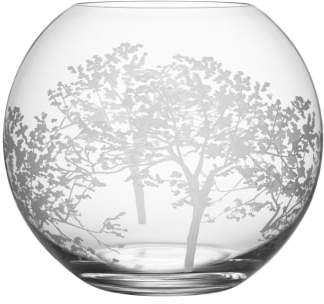 Orrefors Organic Round Vase