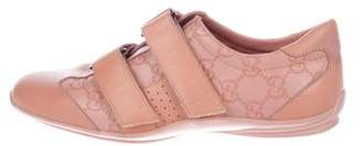 Gucci Guccissima Leather Sneakers