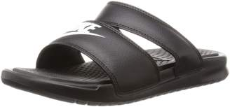 Nike Women's Benassi Duo Ultra Slide Sandals 11