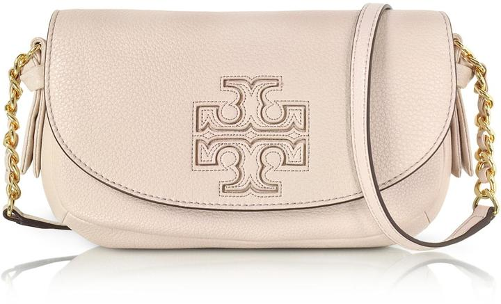 Tory Burch Tory Burch Harper Mini Leather Crossbody Bag