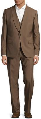 Dolce & Gabbana Men's Two-Piece Shawl Collar Suit
