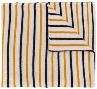 Pringle striped scarf