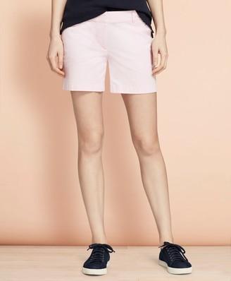 Brooks Brothers Stretch Cotton Twill Shorts