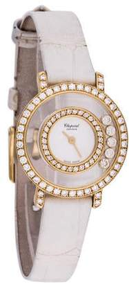 Chopard Happy Diamond Watch