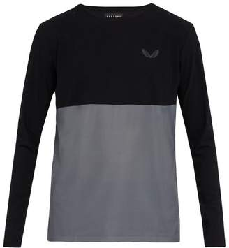 Castore - Fellows Performance Stretch Mesh Top - Mens - Black