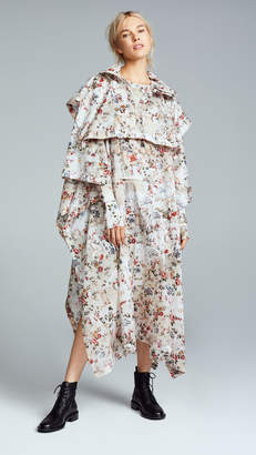 Preen by Thornton Bregazzi Ada Poncho Dress