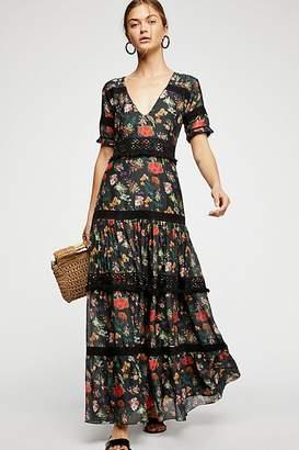 Carolina K. Catalina Maxi Dress