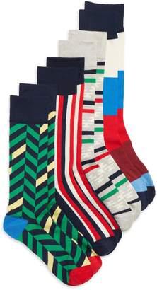 FUN SOCKS 4-Pack Box Set Socks