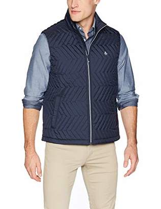 Original Penguin Men's Quilted Vest
