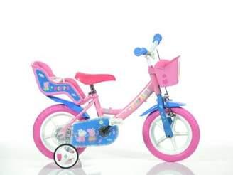 Peppa Pig Dino Bikes 12Inch Inch Bicycle