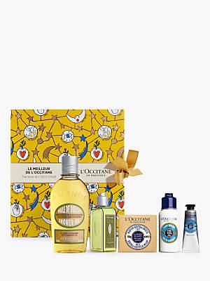 L'Occitane The Best of Skincare Gift Set