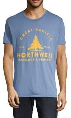 Original Paperbacks North West Graphic Cotton Tee
