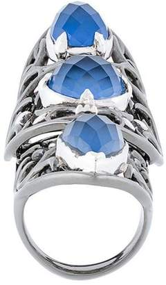 db1c931c8f13 at Farfetch · Stephen Webster long finger ring