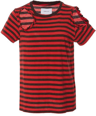 Current/Elliott The Brittan Striped Tee