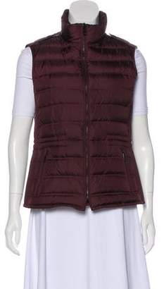 Burberry Quilted Down Vest
