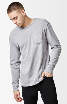 adidas Pacsun Regal Long Sleeve Regular Pocket T-Shirt