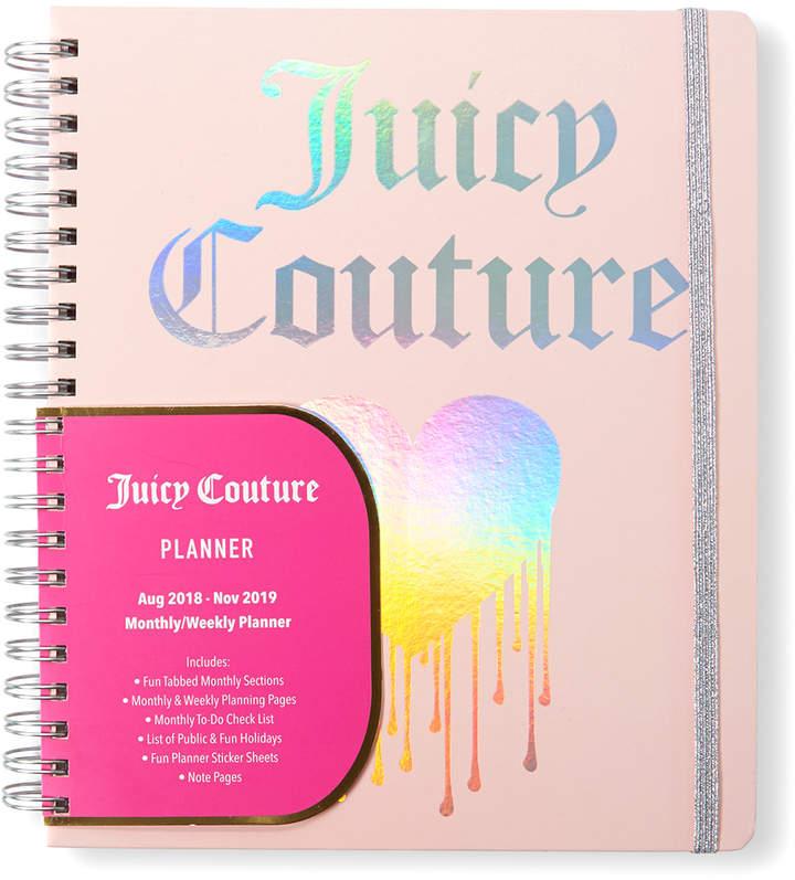 Pink 'Juicy Couture' Agenda