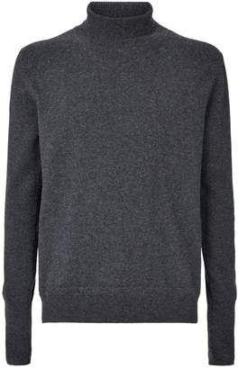 Privee Salle Cashmere Roll Neck Sweater