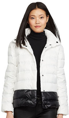 Polo Ralph Lauren Water-Repellent Down Jacket $248 thestylecure.com