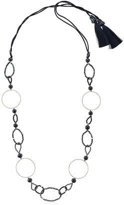 Nightmarket Symmetric Circle Necklace