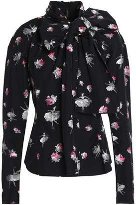 Marc Jacobs (マーク ジェイコブス) - Marc Jacobs Floral-Print Woven Top