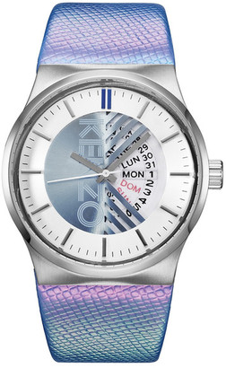 KENZO Men's Dix-Huit Quartz Watch $199 thestylecure.com
