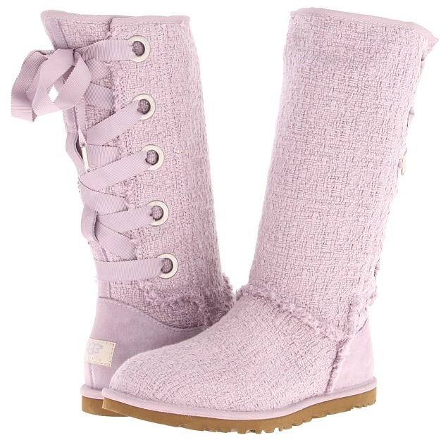 UGG Heirloom Lace Up Women's Pull-on Boots