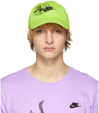Nike Erl ERL Green Edition Six-Panel Witch Cap