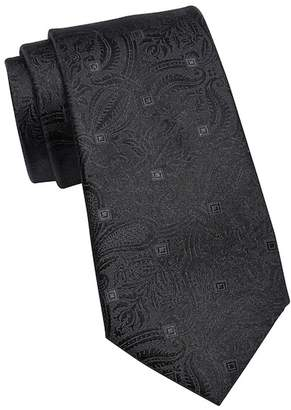 Ted Baker Damask Paisley Silk Tie