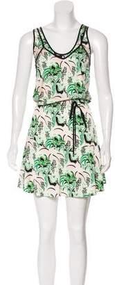 Veronica Beard Silk Mini Dress w/ Tags