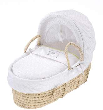 East Coast Nursery Counting Sheep Moses Basket.