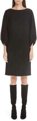 Lafayette 148 New York Wynona Finesse Crepe Dress